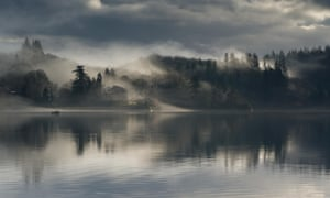 Take a view Landscape photographer of the year award winner Paul Bundle's image of fishermen on Loch Ard, in the Trossachs, Scotland.