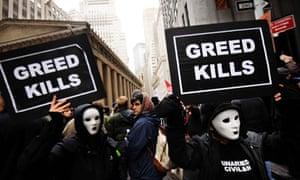 'Occupy Wall Street' Protest, Zuccotti Park, New York, America - 17 Nov 2011