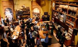 Mumbai Starbucks