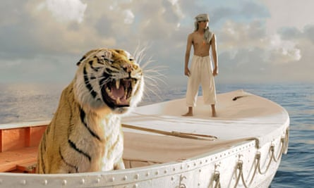 Life of Pi, film still