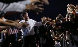 Mitt Romney Florida rally