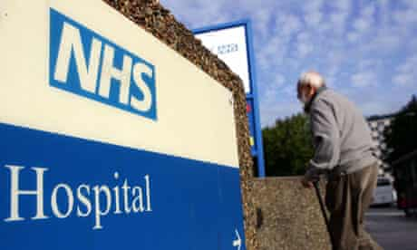NHS hospitals private companies