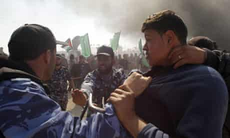 Hamas security forces