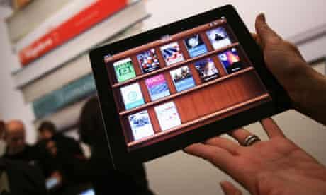 digital newsstand apple