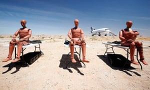 Crash test dummies: The Plane Crash