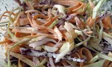 Valentine Warner recipe coleslaw