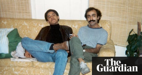 Barack Obama and his wild, drug-taking roomie
