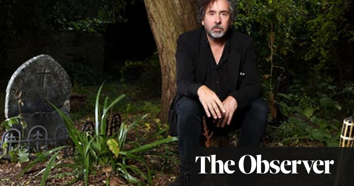 Tim Burton The Love And Life And Death Stuff Was Stewing From The Start Frankenweenie The Guardian
