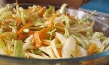 Claudia Roden recipe coleslaw