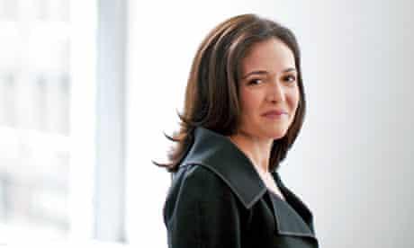 Sheryl Sandberg, Facebook's chief operating officer
