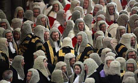 Judges Attend Their Annual Service Of Thanksgiving
