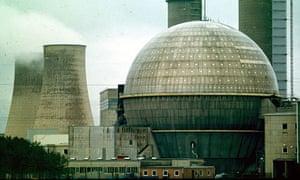 Sellafield in Cumbria