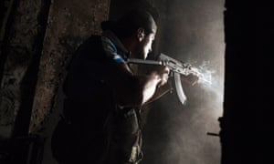 Syrian Turkish border tensions