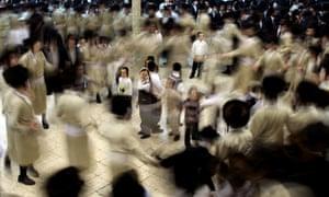 Intermediate days of Sukkot holiday
