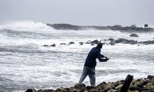 Hurricane Sandy, Rhode Island