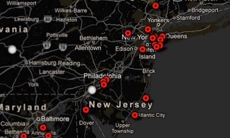 Superstorm Sandy: Obama declares major disaster in New York