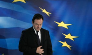 Greece's former finance minister, George Papaconstantinou