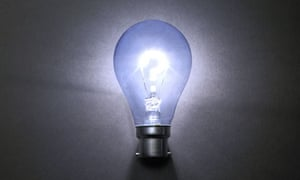 Question mark lightbulb