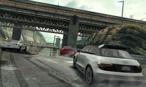 Need For Speed Most Wanted Review Games The Guardian