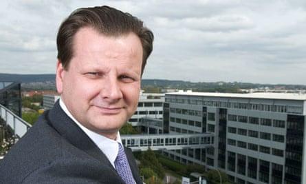 Oliver Bussmann mobile enterprise
