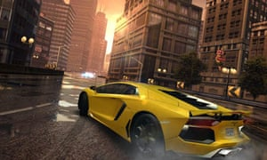 Need For Speed: Most Wanted – review | Games | The Guardian
