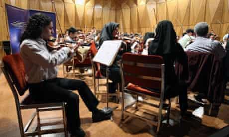 Tehran Symphony Orchestra, 2010