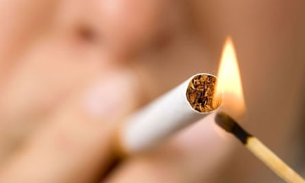 Smoking costs the UK economy £1.4bn as workers take more sick leave, a study has found.