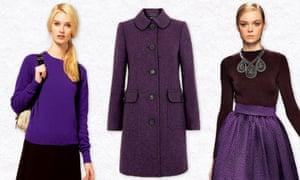 Purple Clothes