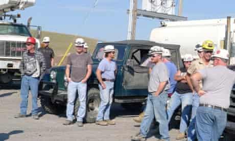 Ohio mine workers