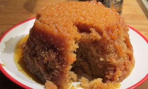 How to cook perfect syrup sponge