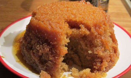 Felicity's perfect syrup sponge