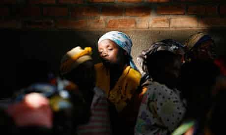 Women victims of rape in Democratic Republic of Congo