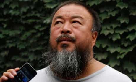 Ai Weiwei China artist