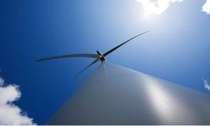 Wind turbine, Britain