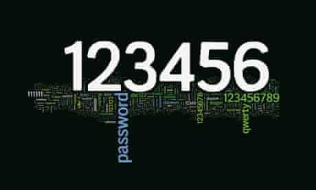 passwords illustration