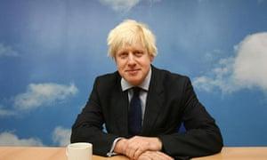 Boris beats Brown in breakfast battle