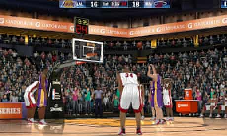 NBA 2K13 for iOS and Android