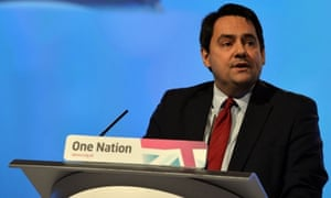Stephen Twigg, shadow education secretary, addresses conference.