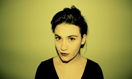 Searing intensity: Nadine Shah.