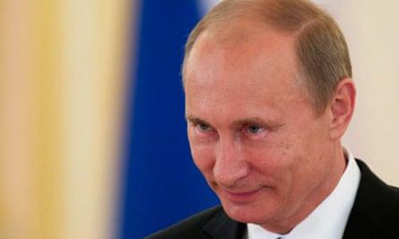 Lavish Celebrations Planned For Vladimir Putin S 60th Birthday Vladimir Putin The Guardian