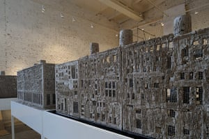 Brodsky: Buildings and Factories, an exhibition by Alexander Brodsky
