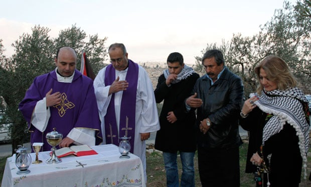 Mass at Beit Jala