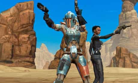 Video game character Star Wars 2
