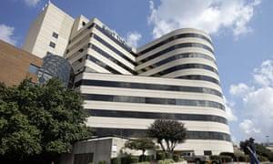 Saint Thomas Hospital meningitis
