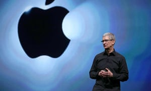 Tim Cook introduces Apple's iPhone 5