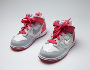 Modern British Childhood: Nike trainers