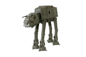 Modern British Childhood: Star Wars At-At toy