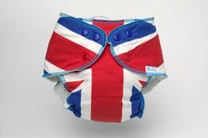 Modern British Childhood: Eco nappy 2002