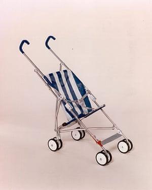 Modern British Childhood: Maclaren buggy circa 1967