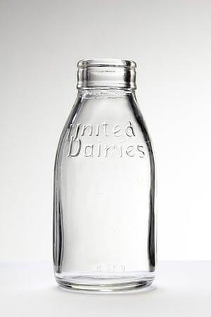 Modern British Childhood: Milk bottle